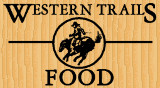 Picture of the Western Trails Food logo